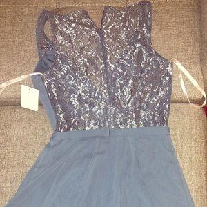 Midi formal, semi-formal dress